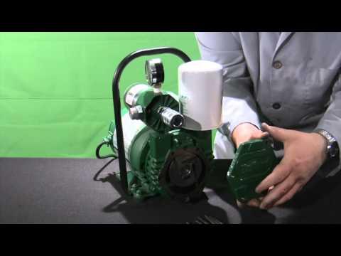 EDP10 Carbon Vane Replacement