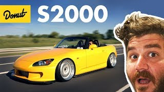 Honda S2000 - Everything You Need to Know | Up to Speed