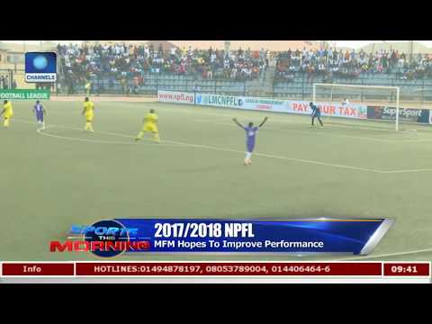 Discussing 2017 2018 NPFL Season Games Pt.1 |Sports This Morning|
