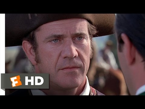 The Patriot (3/8) Movie CLIP - Before This War is Over (2000) HD