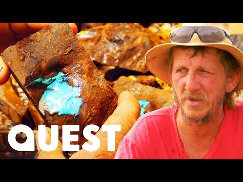Boulder Boys Smash Season Target With $100K Boulder Opal | Outback Opal Hunters