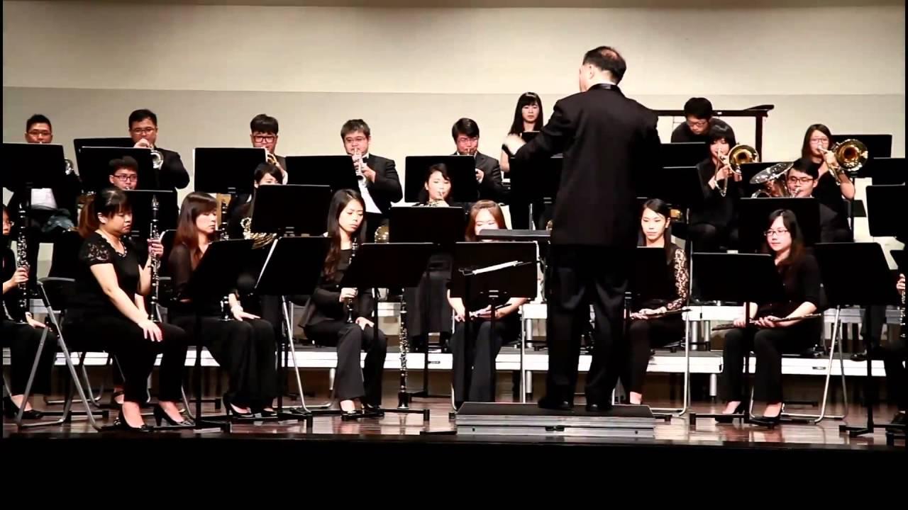 桃園交響管樂團_新秀協奏曲之夜 03 Canterbury Chorale坎特伯里聖詠