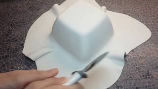 Как сделать мастику для обтяжки торта | Мастика из маршмеллоу | Рецепт приготовления мастики