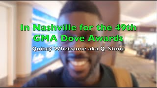 In Nashville for the 49th Dove Awards #Vlogging