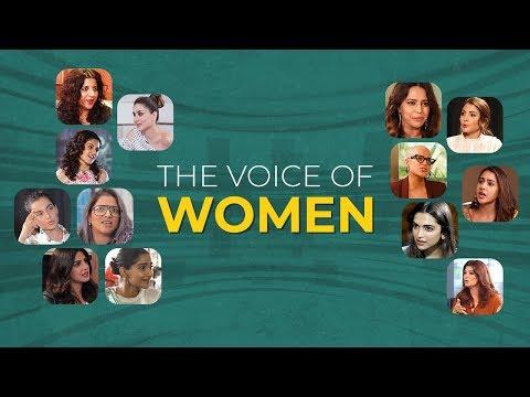Happy Women's Day | Priyanka Chopra, Deepika Padukone, Anushka Sharma & Others | Film Companion