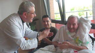 La experiencia de un hospital de cuidados paliativos durante la pandemia