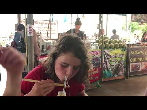Familierondreis Thailand Vlog