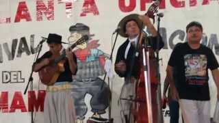 preview picture of video 'FESTIVAL DEL CHAMAME 2015 bailanta federal-MAXIMILIANO PANOZZO Y SU CONJUNTO'