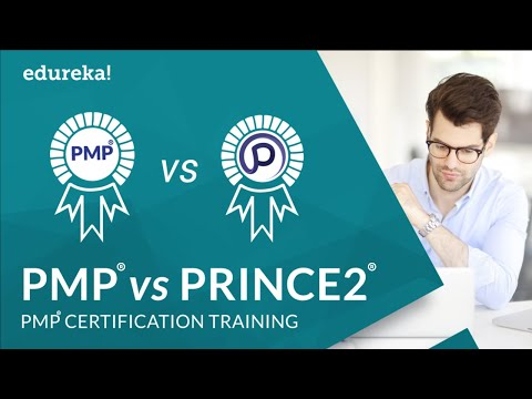 PMP® vs PRINCE2® | Project Management Certification | PMP ...