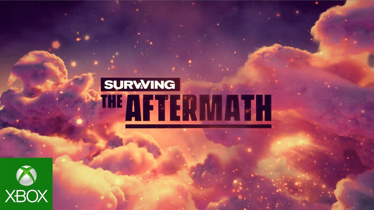 Video forSurviving the Aftermath is Coming to Xbox Game Preview Plus New Surviving Mars Update
