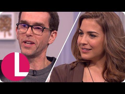 Emmerdale's Gemma Atkinson and Mark Charnock Talk Drama and Love | Lorraine