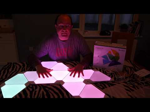 This is the Coolest Smart Light, Ever: Nanoleaf Light Panels Review and Giveaway