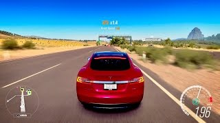 Forza Horizon 3 Tesla Model S P90D