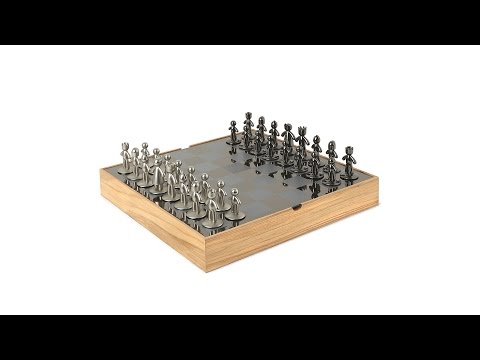 Umbra Buddy schaakset