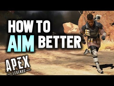 How To Aim Better in Apex Legends (Xbox One) (PS4)   Best sensitivity settings for Apex Legends