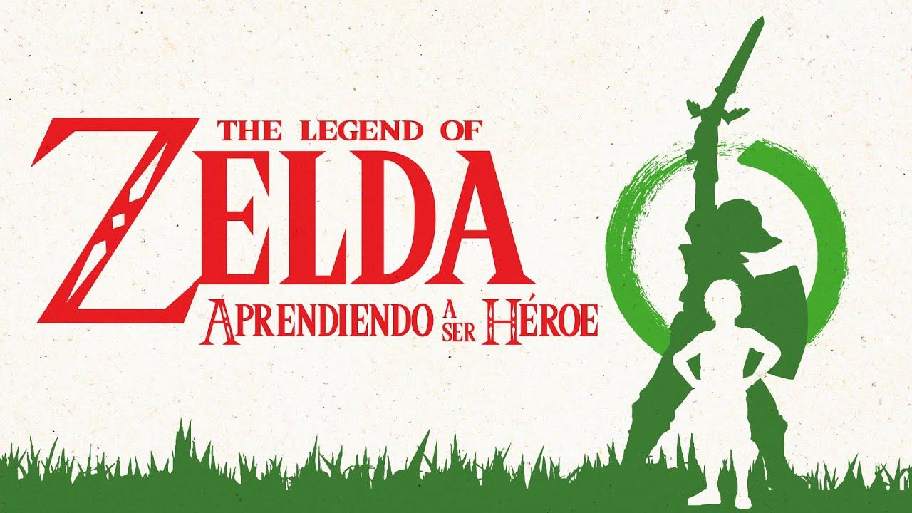 The Legend of Zelda – Aprendiendo a ser un héroe