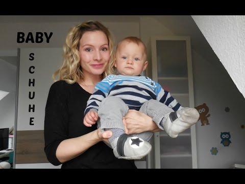 Unsere Krabbelschuhe von Jacobs I MamaBirdie