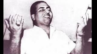 Tribute to K L Saigal By RAFI SAAB( 18 Jan 1947)