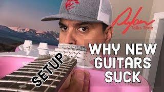 Do I Need a Setup On My New Guitar?