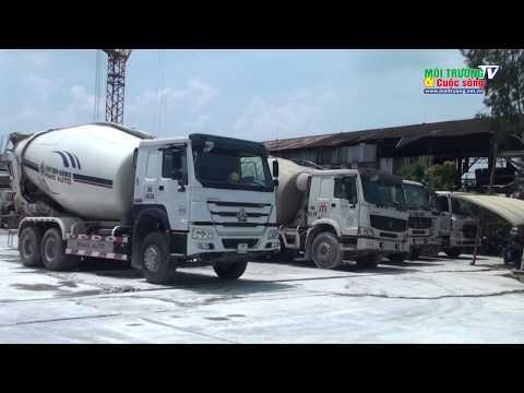 Sẽ lập đoàn kiểm tra Công ty Bê tông Thăng Long - Mê Kông hoạt động gây ô nhiễm