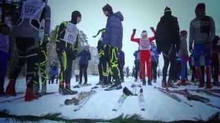 Лыжня России 2015 - г. Заречный
