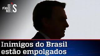 Os Pingos nos Is: Oposição a Bolsonaro torce pelo quanto pior, melhor
