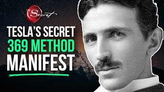 """How to Use Nikola Tesla's Divine Code """"369"""" 