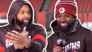 """OBJ on Playing With Jarvis Landry, """"Blood couldn't make us any closer"""""""