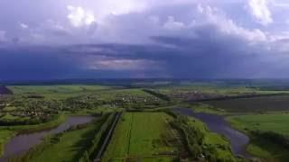 Ясная поляна. Липецк. Drone footage. Life While Traveling