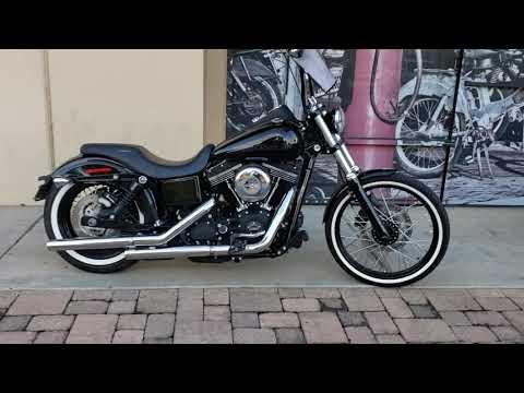 2014 Harley-Davidson Dyna® Street Bob® in Temecula, California