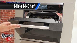 Miele M-Chef: Backofen gart mit Handystrahlen