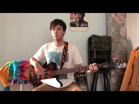 Tame Impala - Patience (BASS COVER) (TABS) - CHRIS WALKER