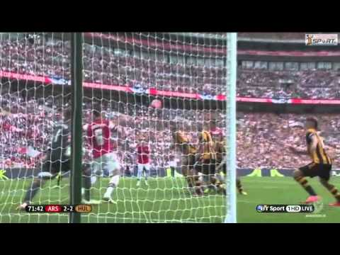 Download Arsenal - Hull City FA Cup 2014 Final Highlights HD Mp4 3GP Video and MP3