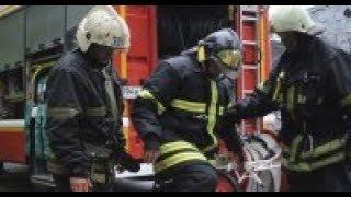 Курорты Хорватии охватили пожары