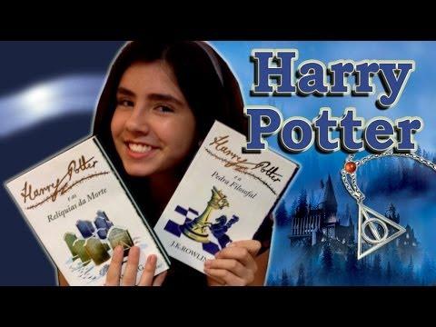 A Culpa é dos Livros - Harry Potter
