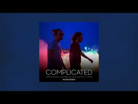 Dimitri Vegas & Like Mike vs David Guetta feat. Kiiara – Complicated (R3HAB Remix)