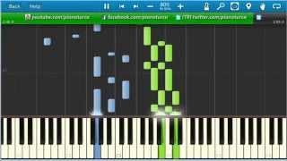 Piano Tutorial :  Sezen Aksu   Küçüğüm
