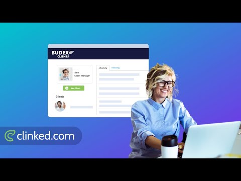 Client Portals Made Easy With Clinked