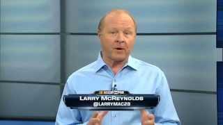 Rejected NASCAR Interviews - Larry Mac/Danica Patrick