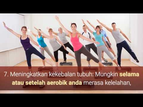 Senam Aerobik | Yoga Relaksasi | Penurunan Berat Badan