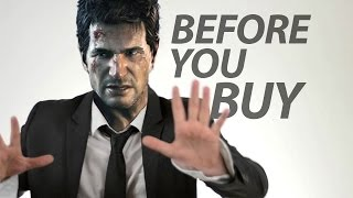 Uncharted 4 - Before You Buy