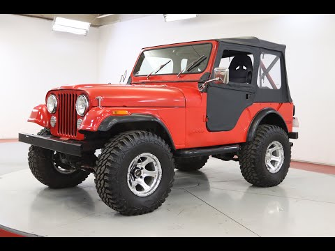 1977 Jeep CJ (CC-1431680) for sale in Denver , Colorado