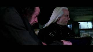 Chamber Of Secrets Lucius And Draco Malfoy  Deleted Scene