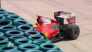 Felipe Massa Crash | 2009 In Review - Hungarian Grand Prix