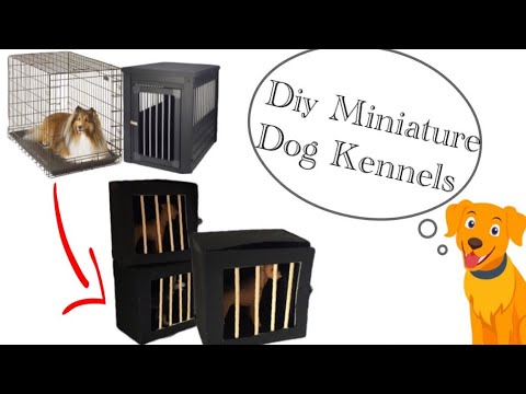 Schleich Dog Craft: Large Dog Kennels| Schleich Dog Adoption Fair