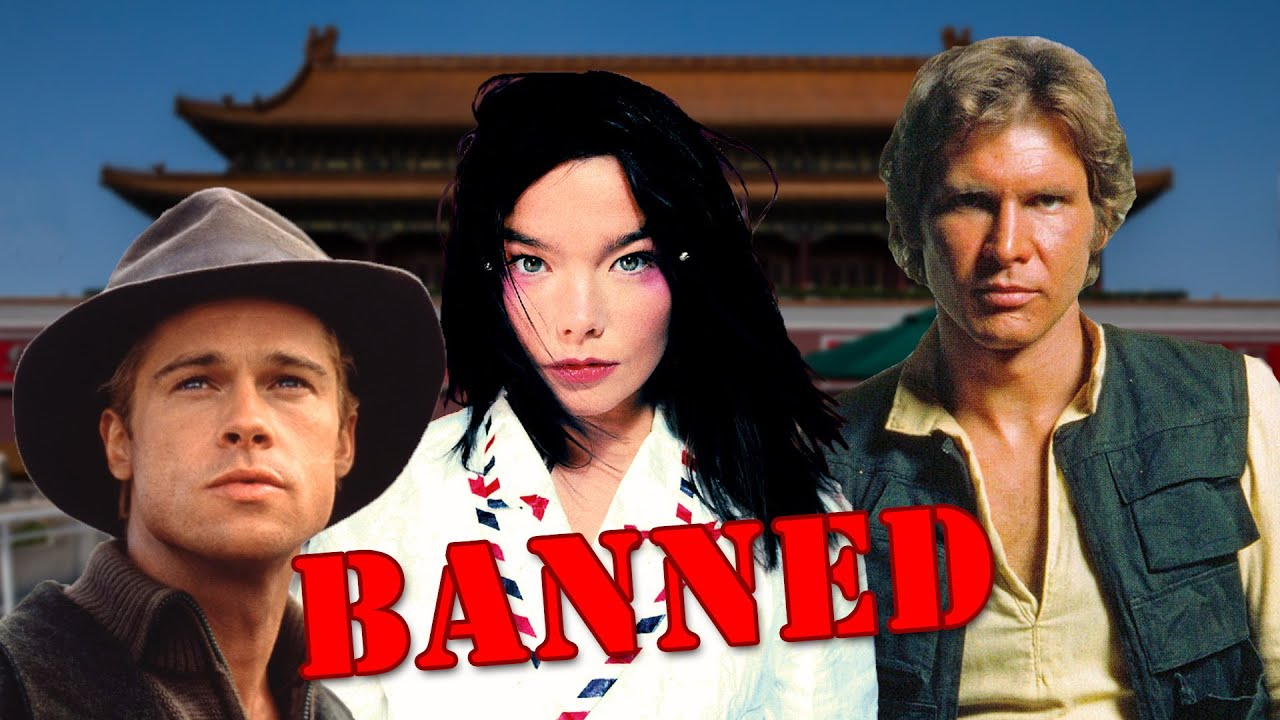 6 Celebrities Banned in China (Or Close to It) | China Uncensored thumbnail