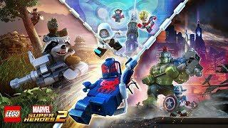 Lego Marvel Super Heroes 2 Unlock A-Bomb