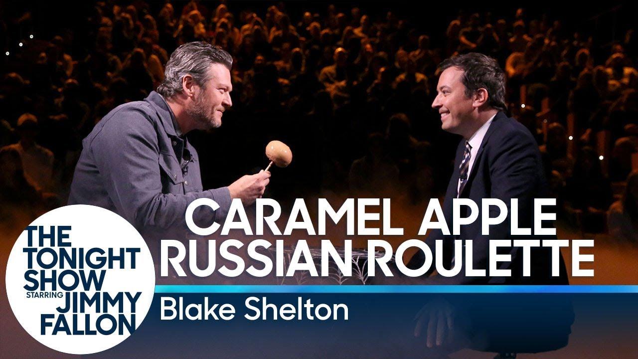 Caramel Apple Russian Roulette with Blake Shelton thumbnail