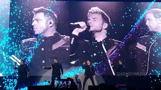 Hello My Love   Westlife Live In Manila 2019