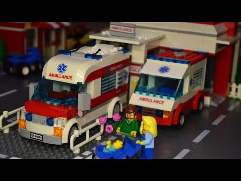 LEGO Hospital 60204